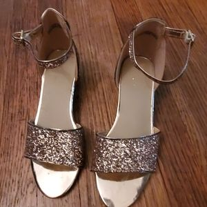 Dressy girl shoes